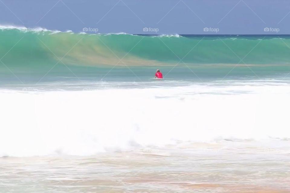Beach #surfing