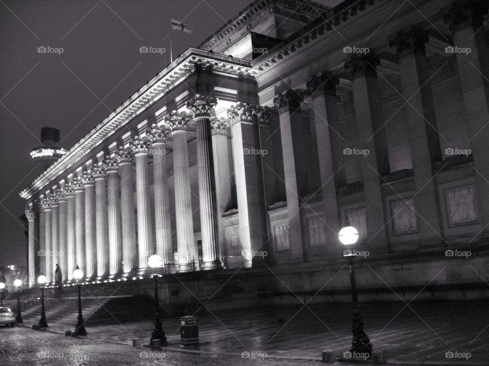 St. Georges Hall Liverpool