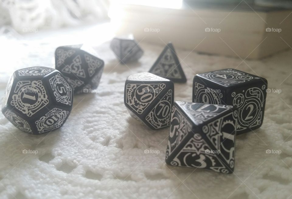 D and D Dice