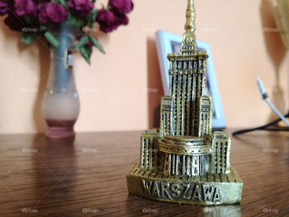 #tower#gold#decoration#goodenviro
