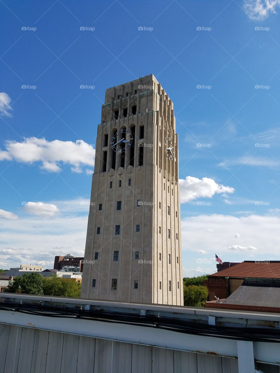 Burton Tower (University of Michigan)