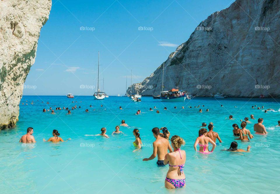 Navagio Beach Greece