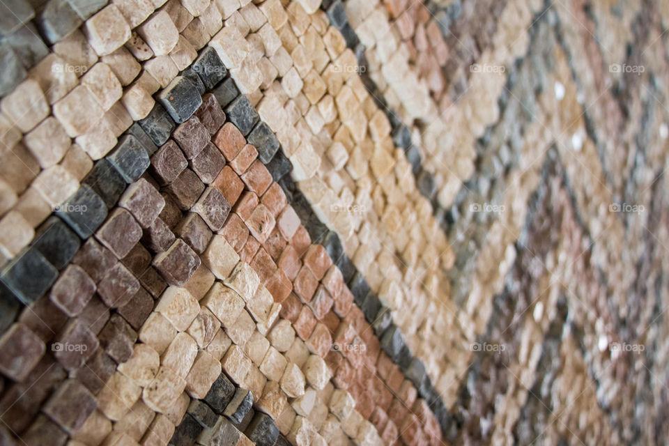 Israeli mosaic