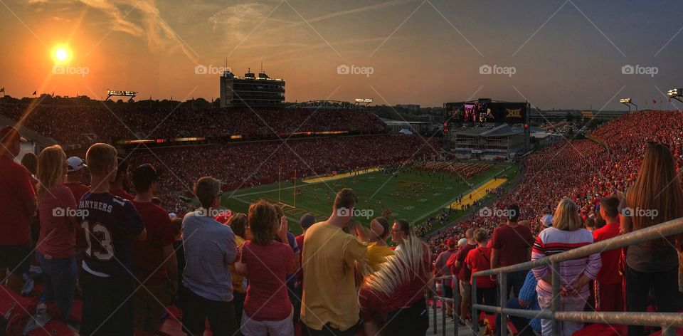 Jack Trice Stadium (Version 2) 📸🏈