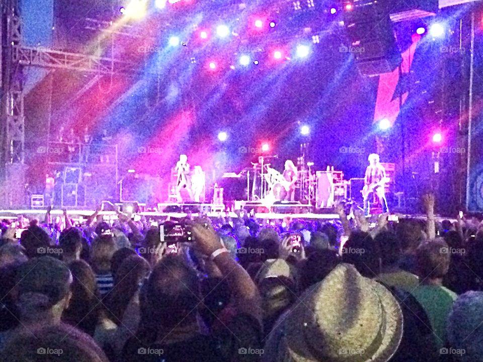 Bluesfest concert