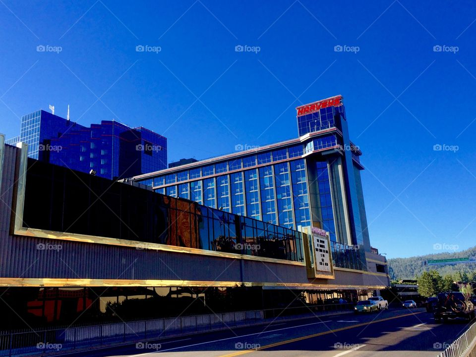 Harvey's casino in Stateline, Nevada