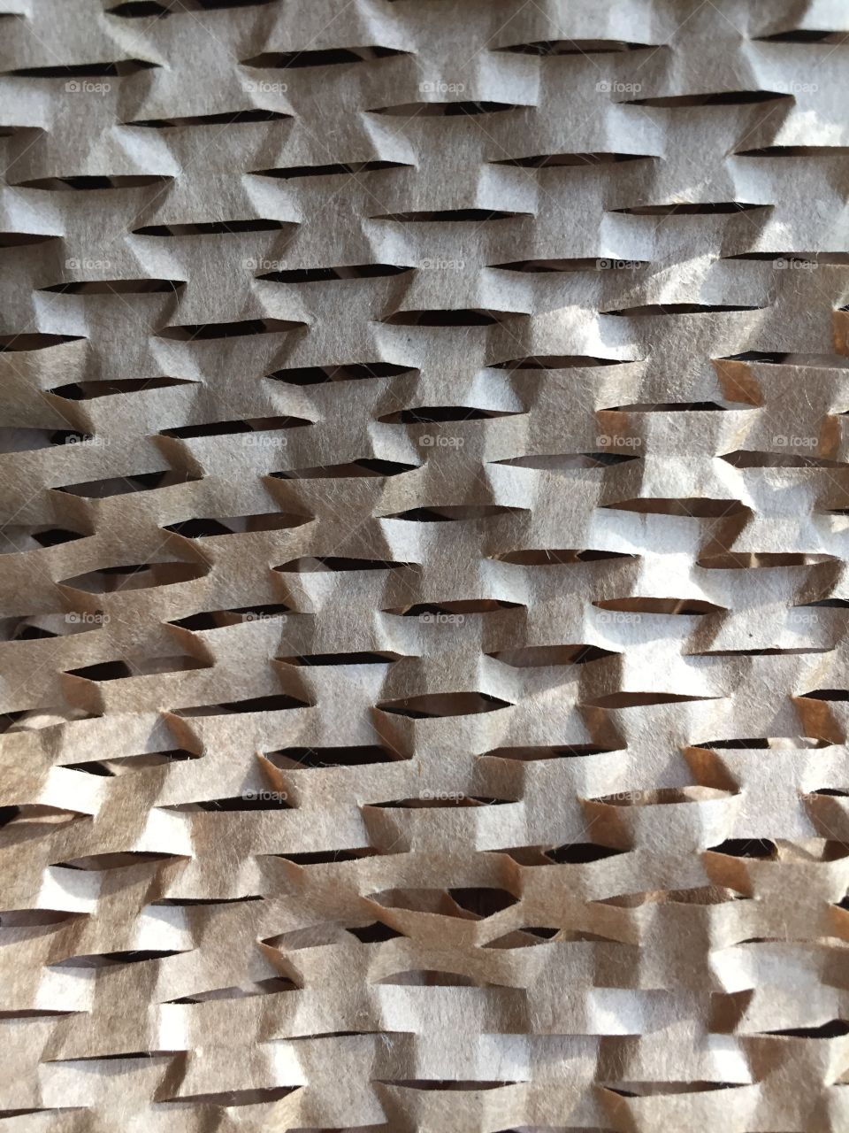 Creative Textures - paper packing material