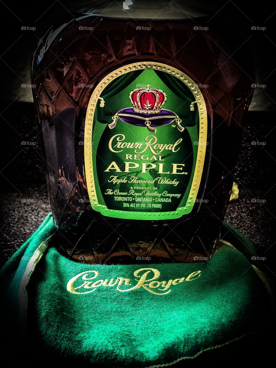 Out of all the liquors in this world, make sure that you try crown royal because it never will disappoint 💋
