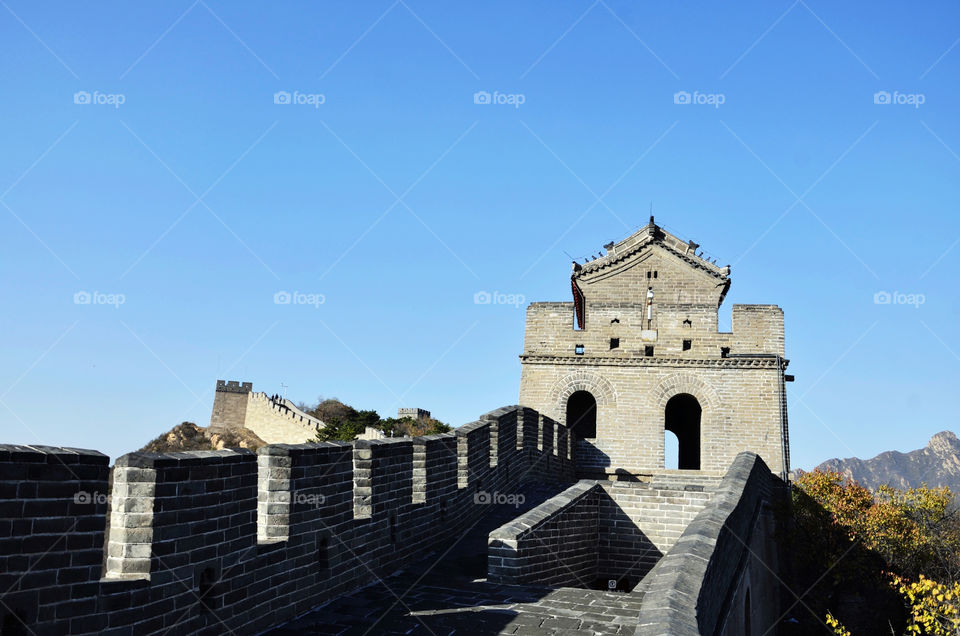 travel china history great wall by seasky