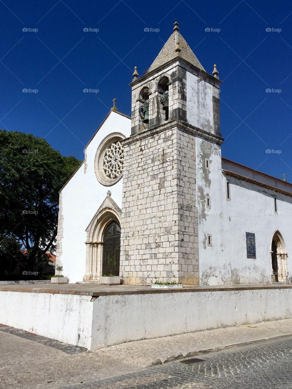 Village Church - Portugal