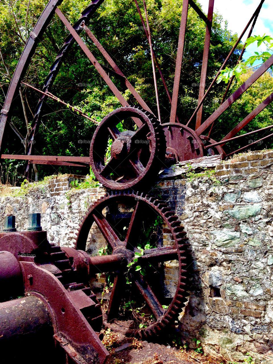 Historic Sugar Cane Mill