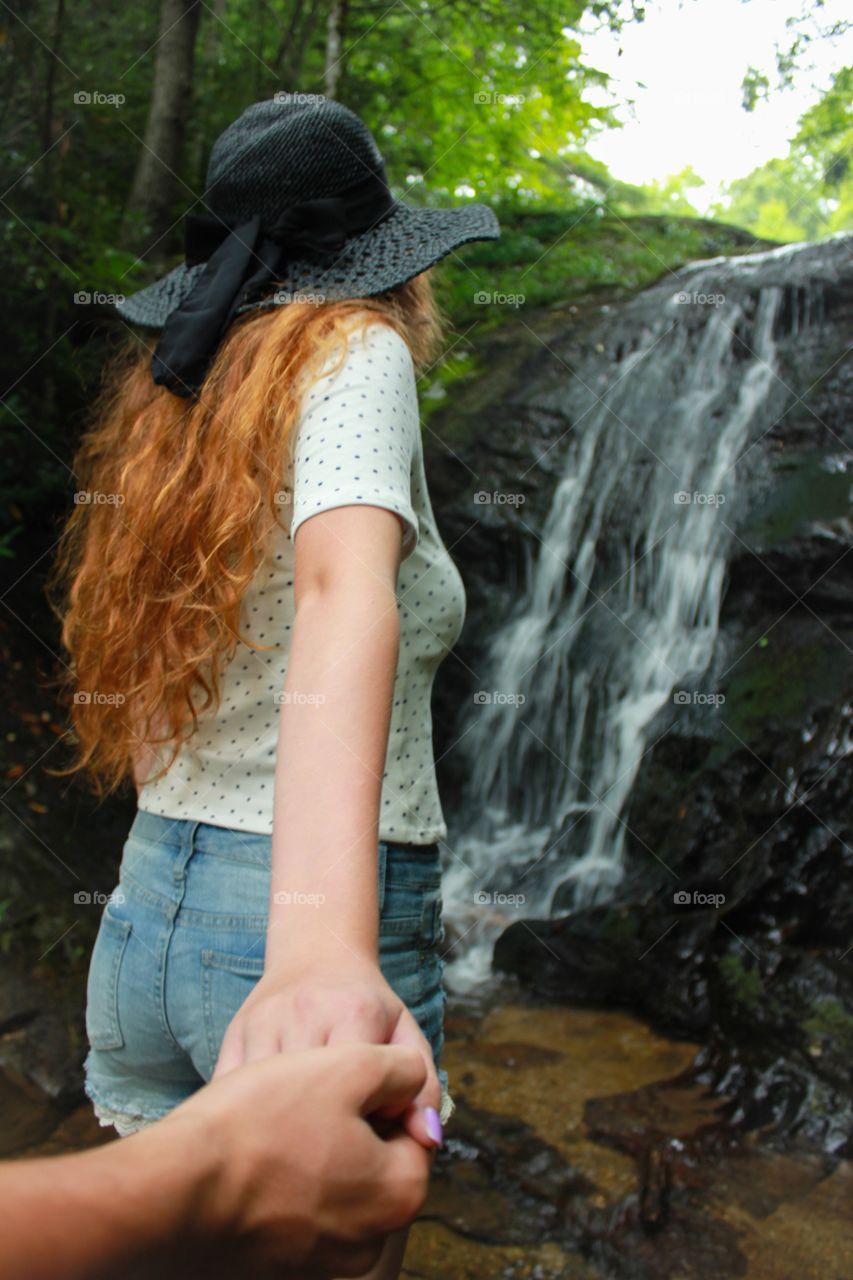 Follow Me to the Waterfall Too