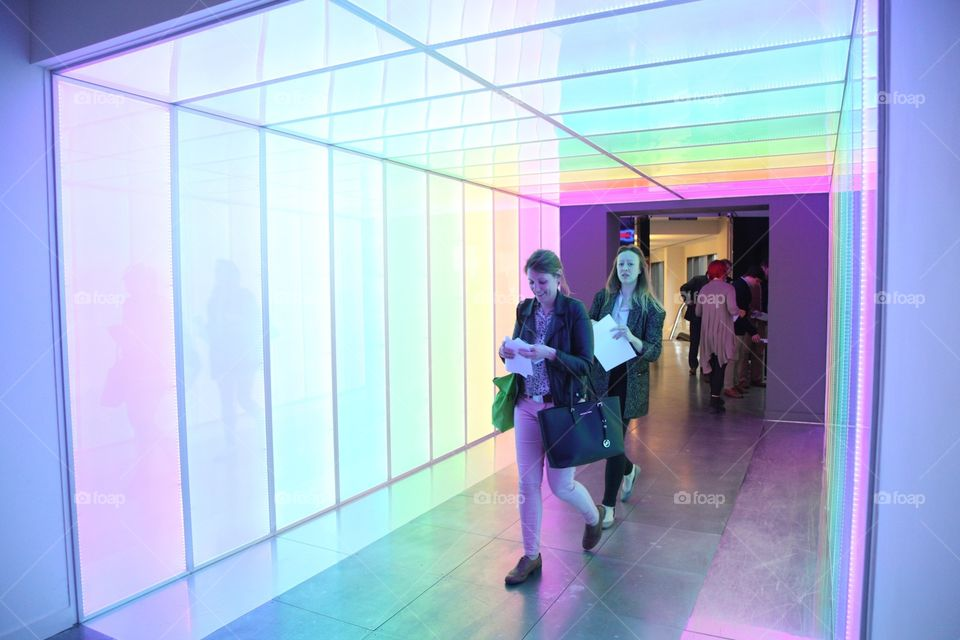 Colour Walkway