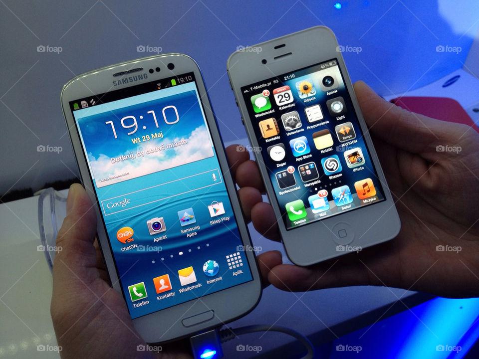 apple iphone telephone samsung by kohena