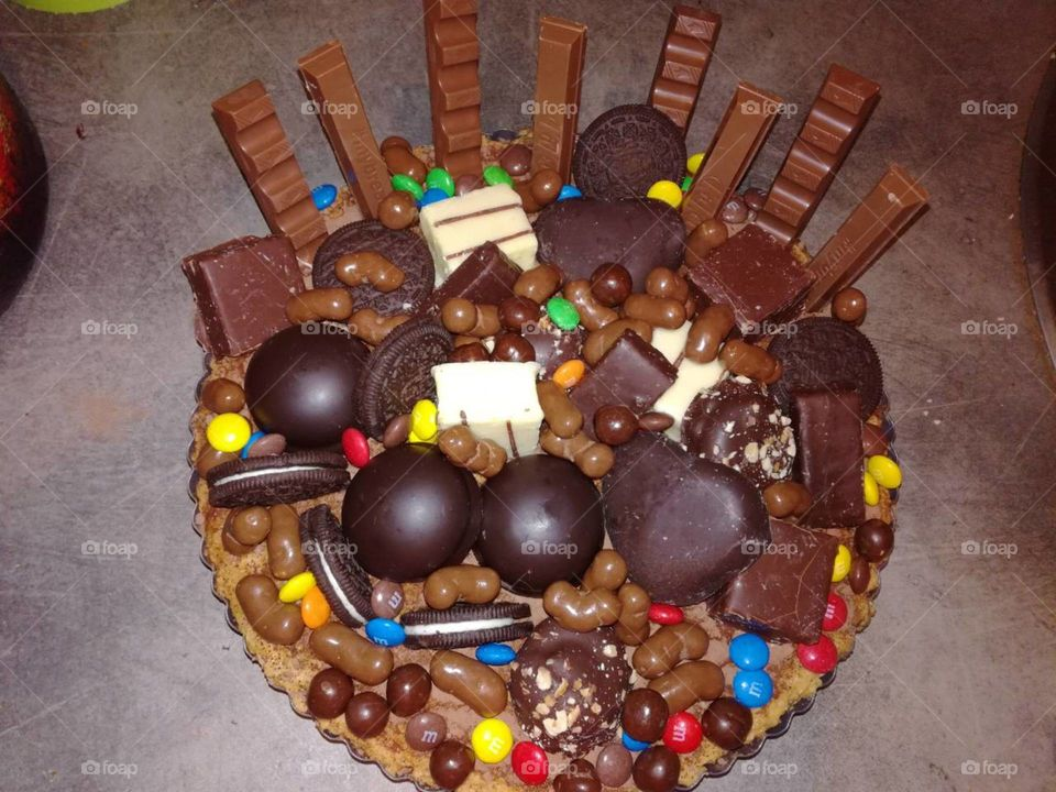 Chocholate cake