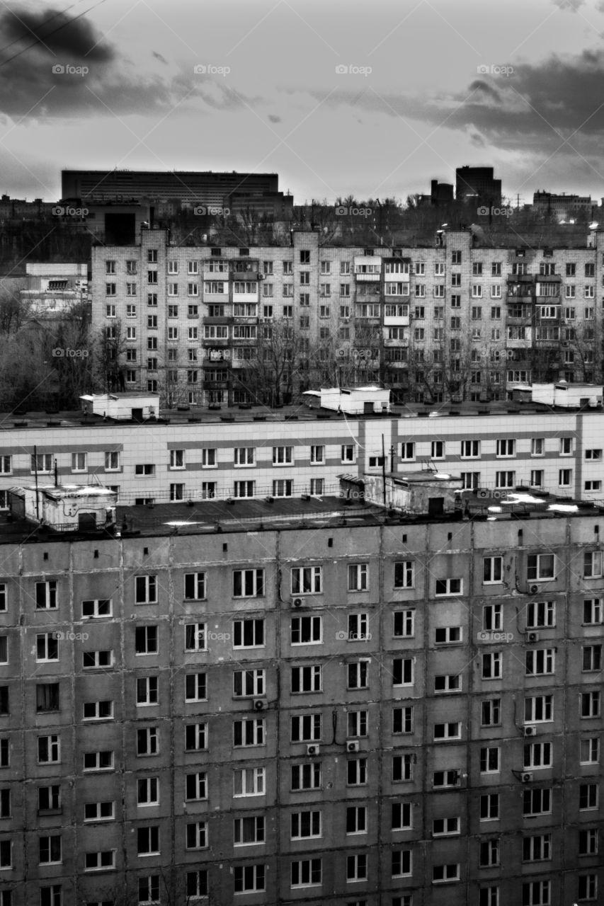 City, Architecture, Building, No Person, Travel