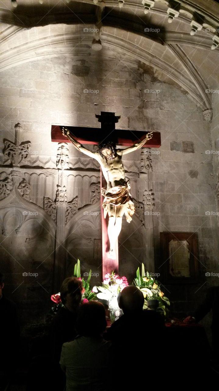 Semana Santa, Logroño, Spain
