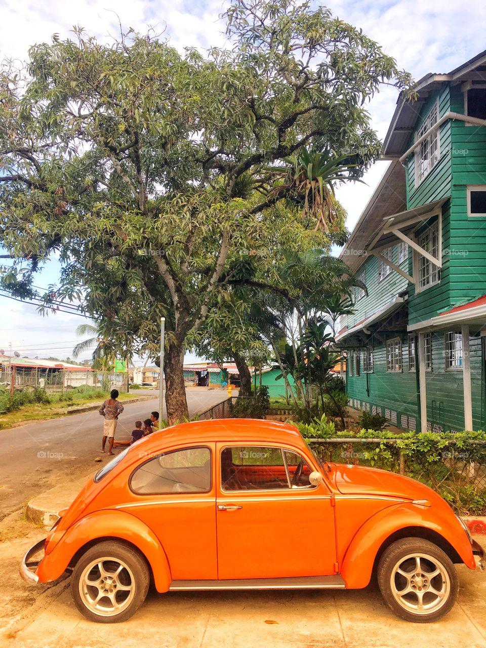 VW in Panama