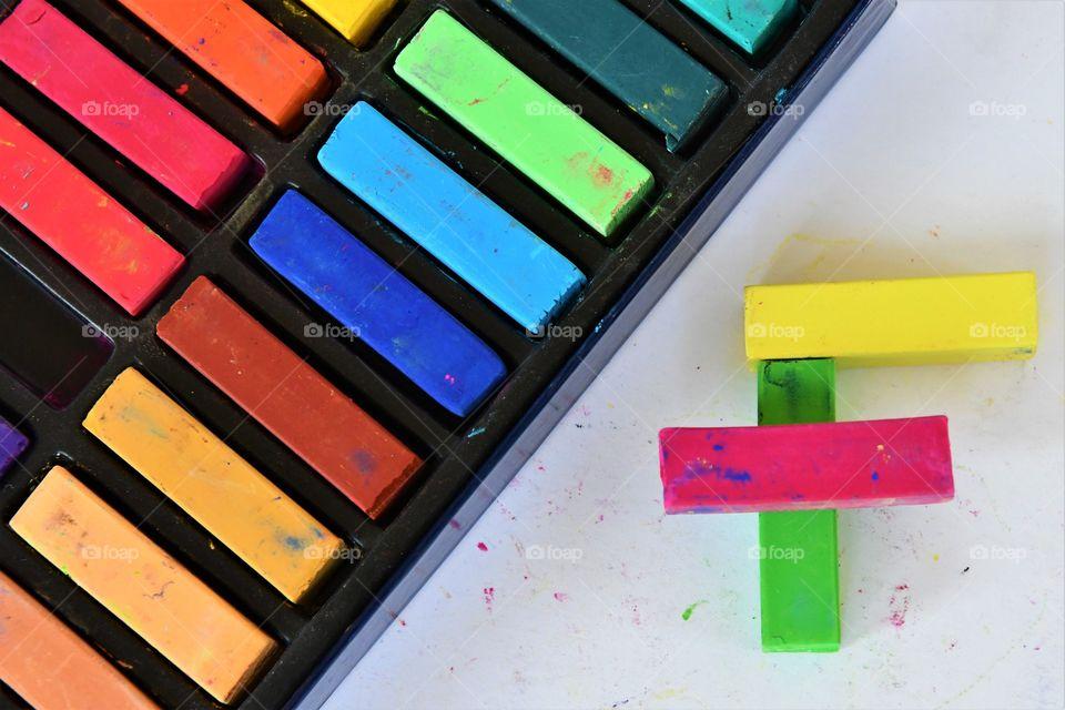 Art pastels