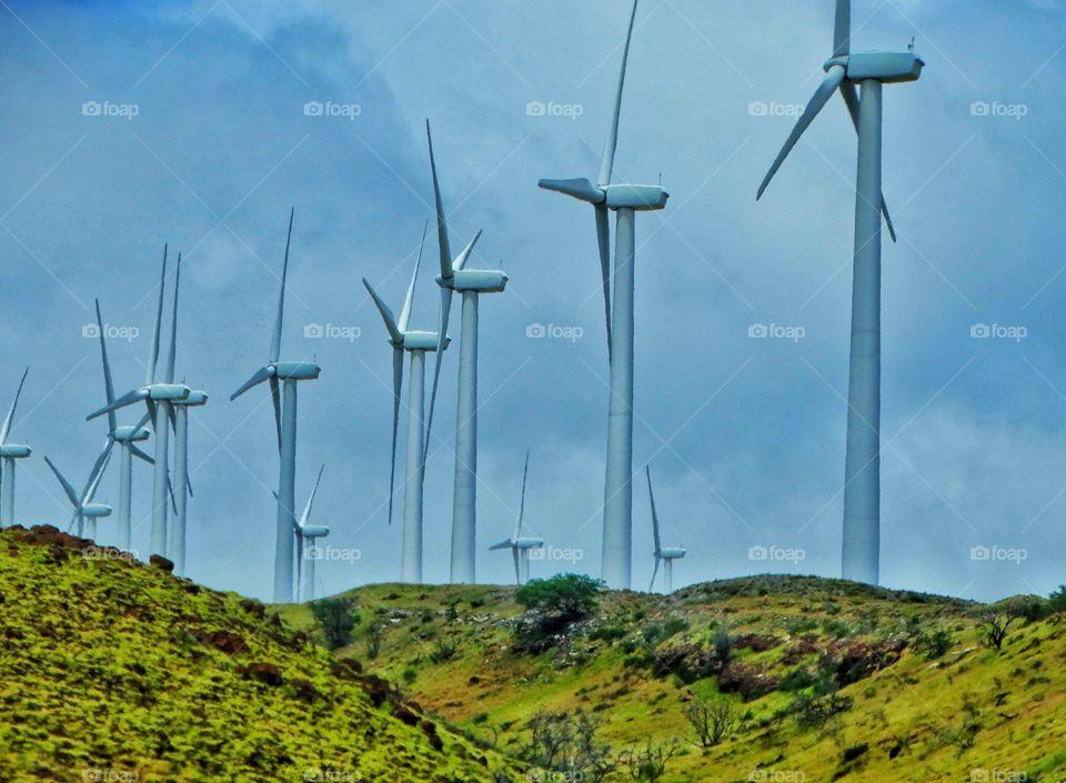 Wind Power Installation