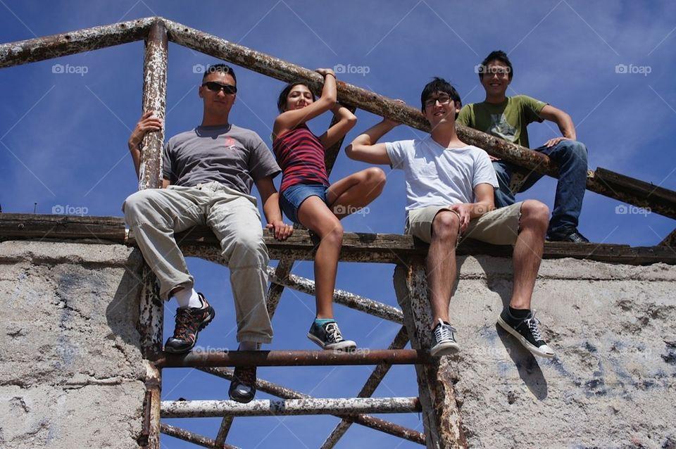 Climbing family