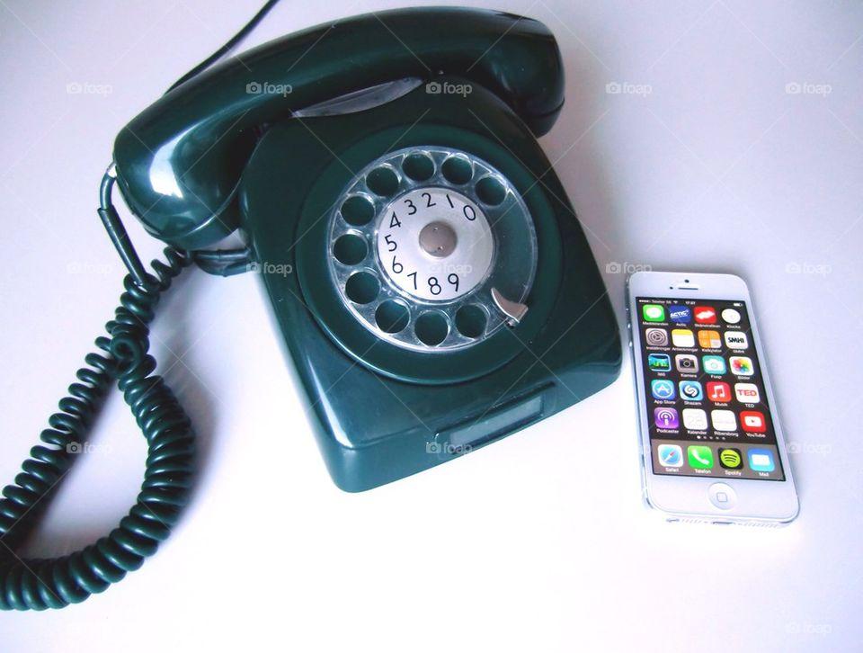 Phone technology