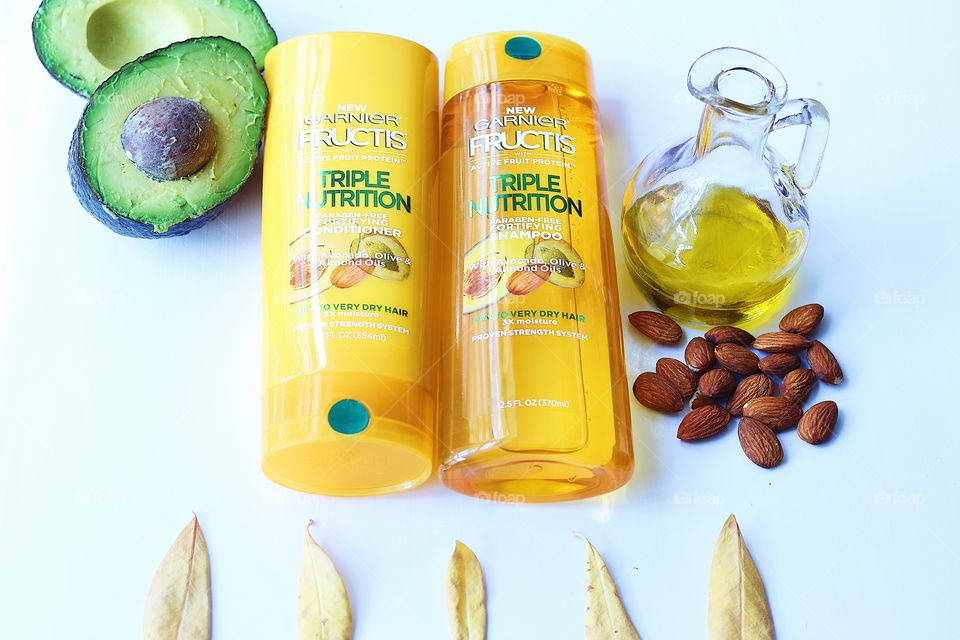 Garnier hair products are lovely