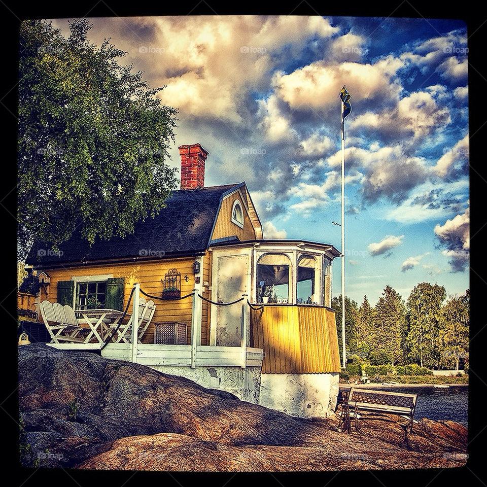 Pippi Longstocking Summerhouse | image, sweden, sommar, sverige