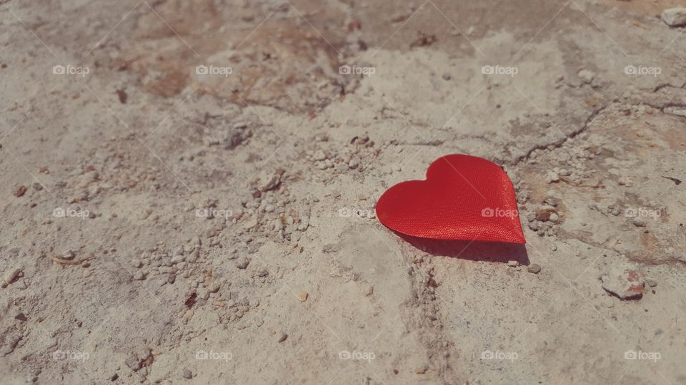 This heart is not a stone