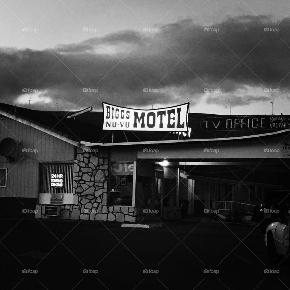 Biggs motel
