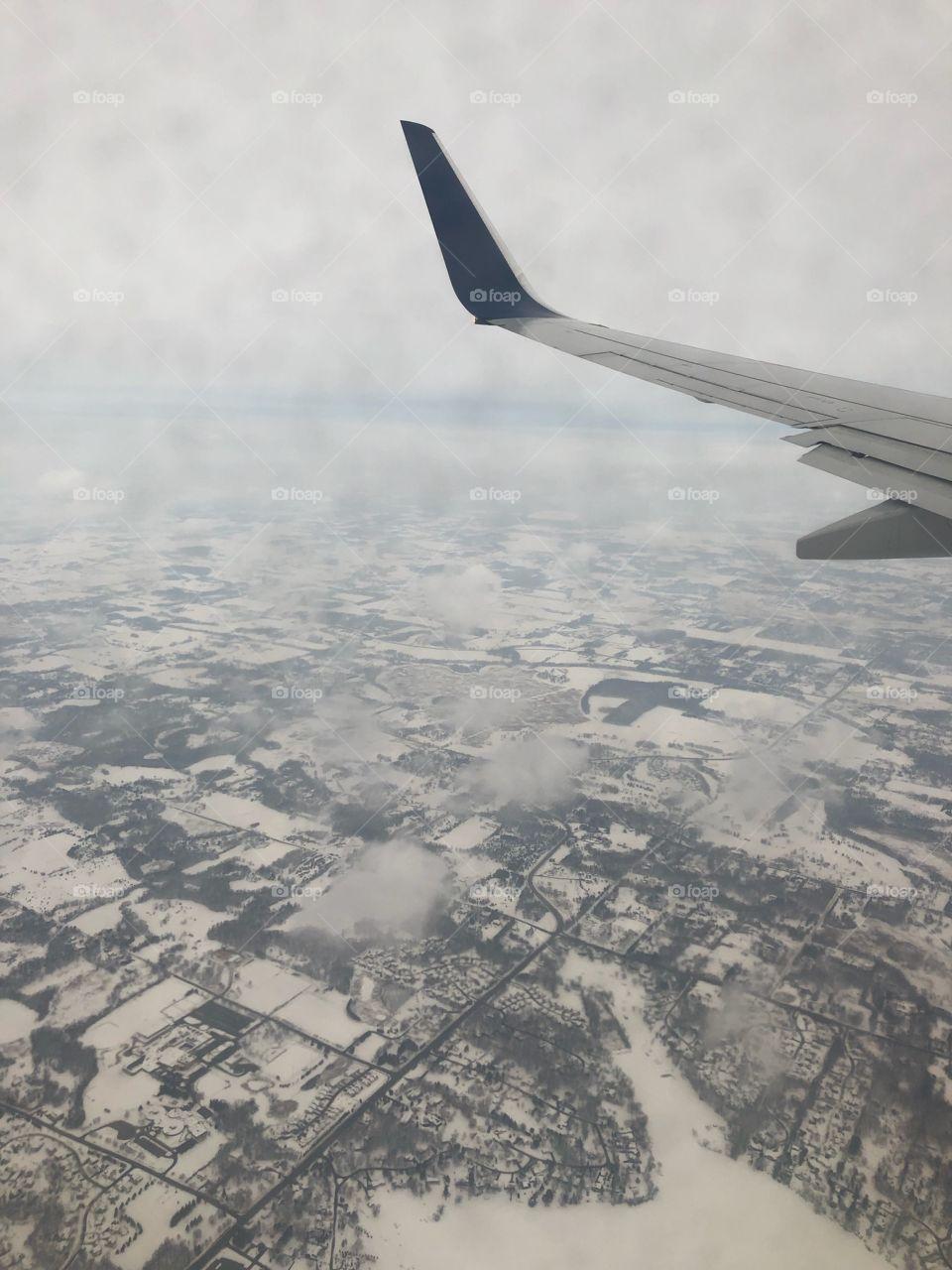 Minnesota looking cold