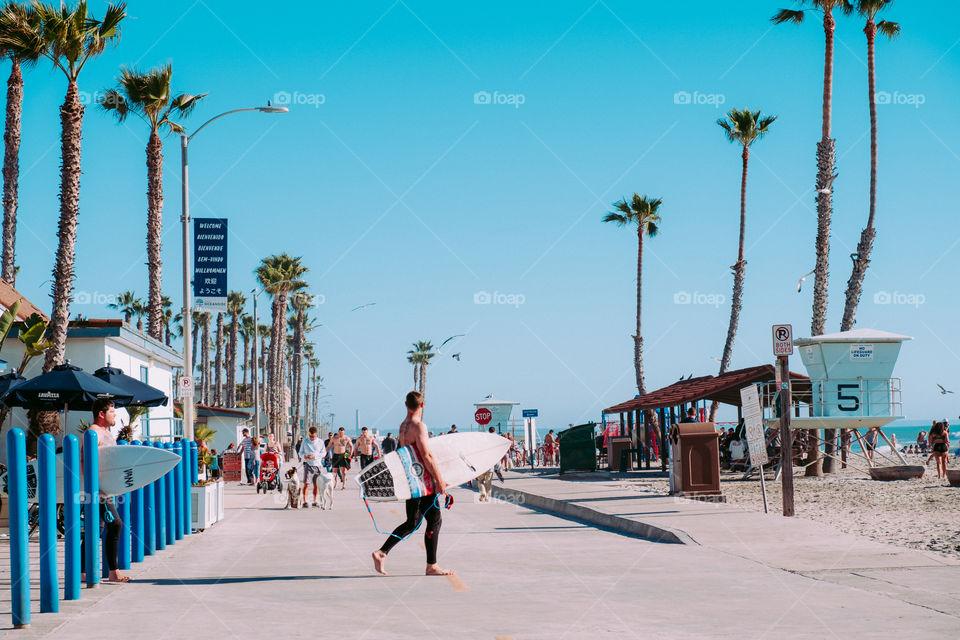 Southern California Vibe