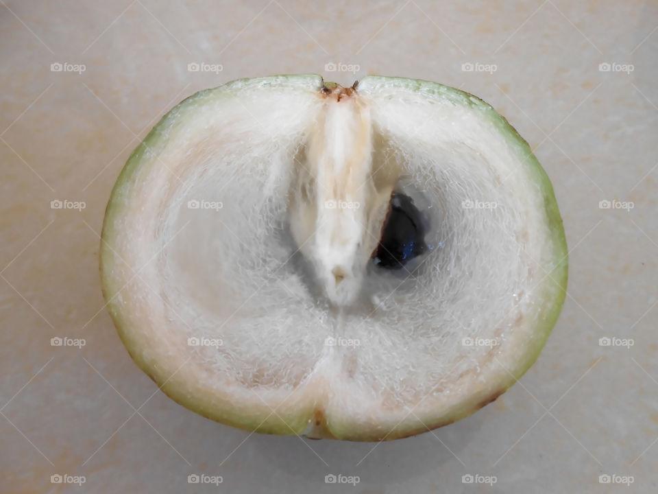 Half Star Apple