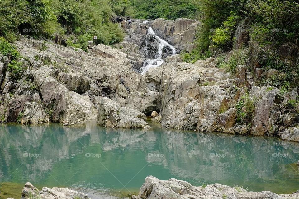 creek in hongkong