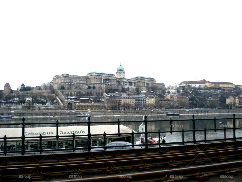 Budapest's Castle Hill