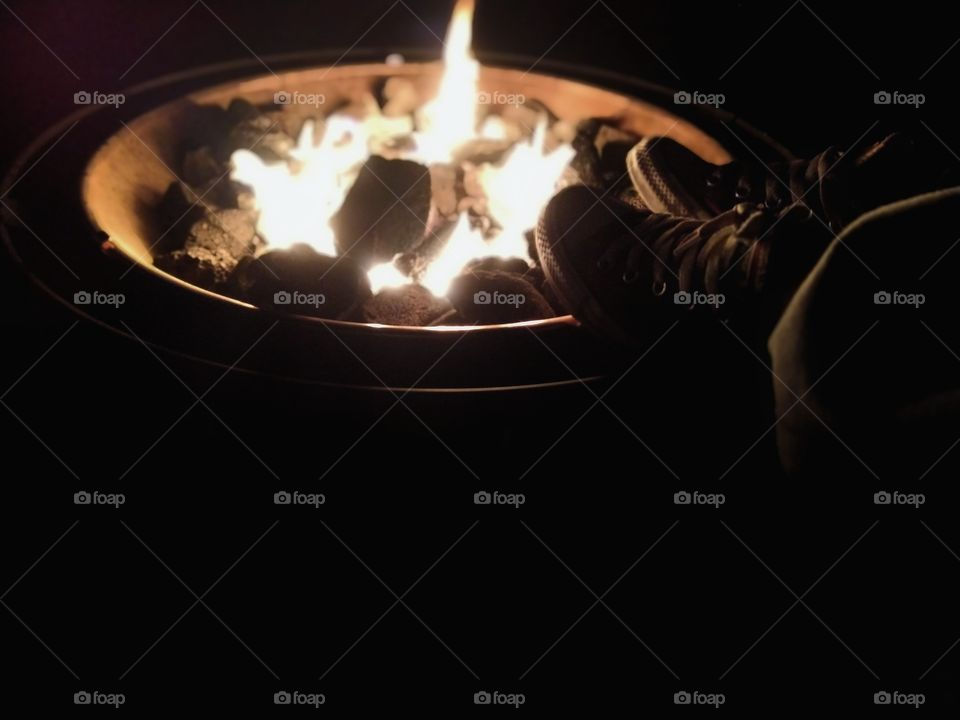 Campfires and conversations