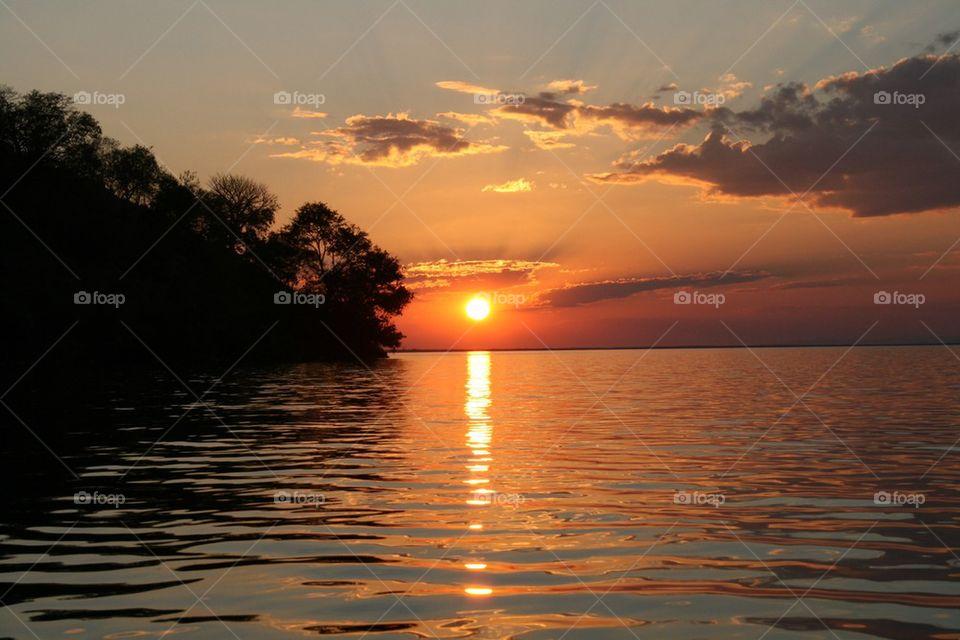 Senyati sunset