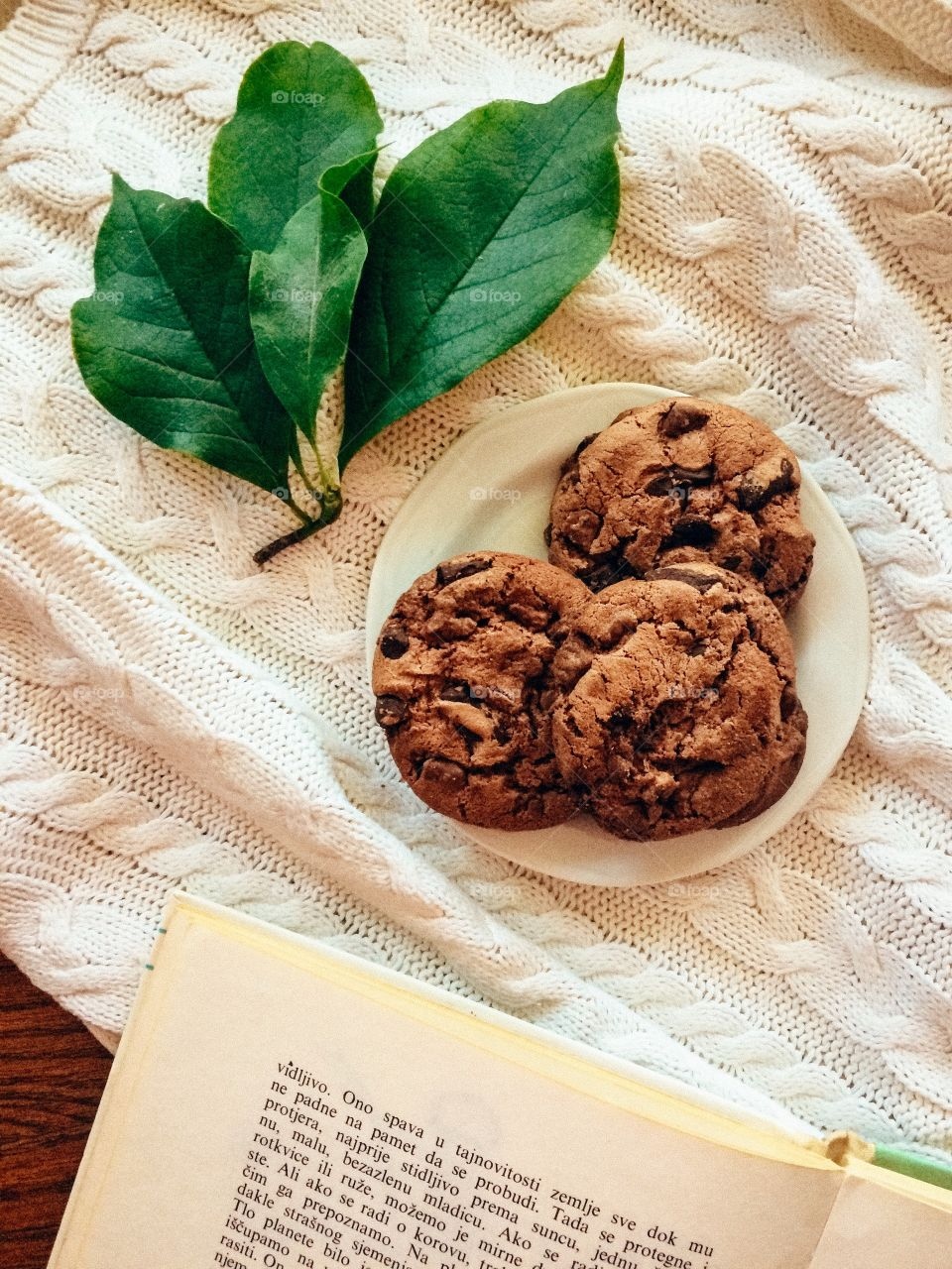 Cookies and books