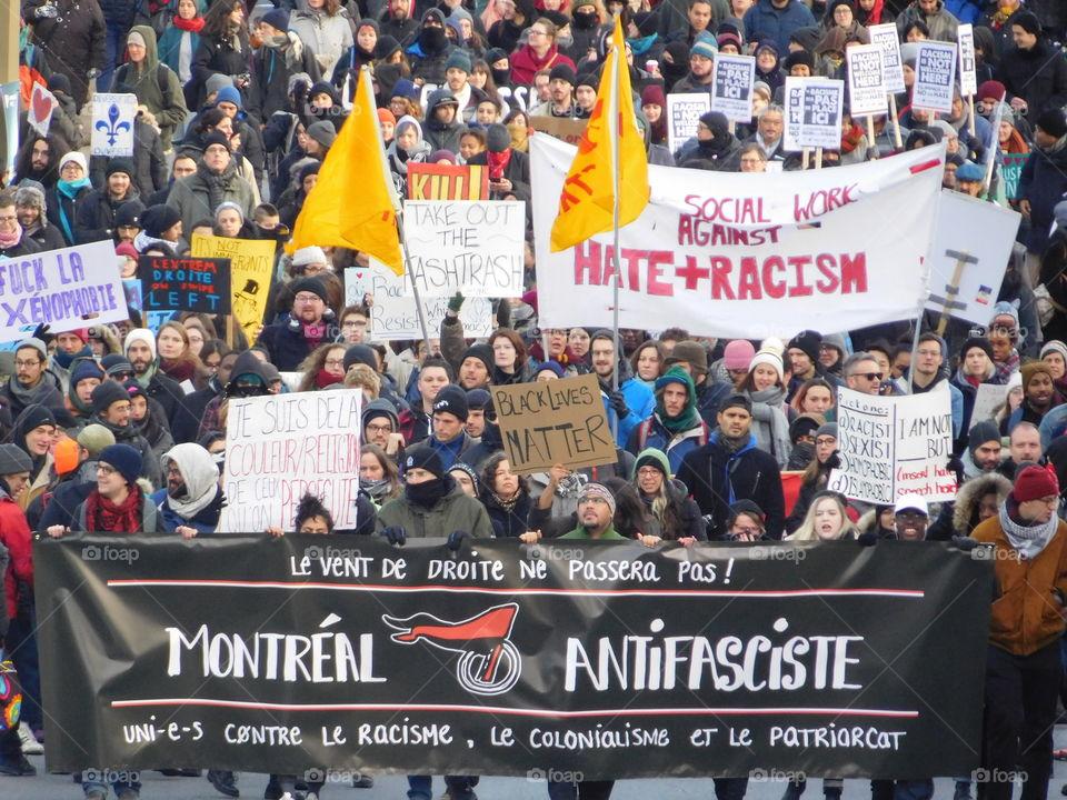 Montréal Anti-fascist