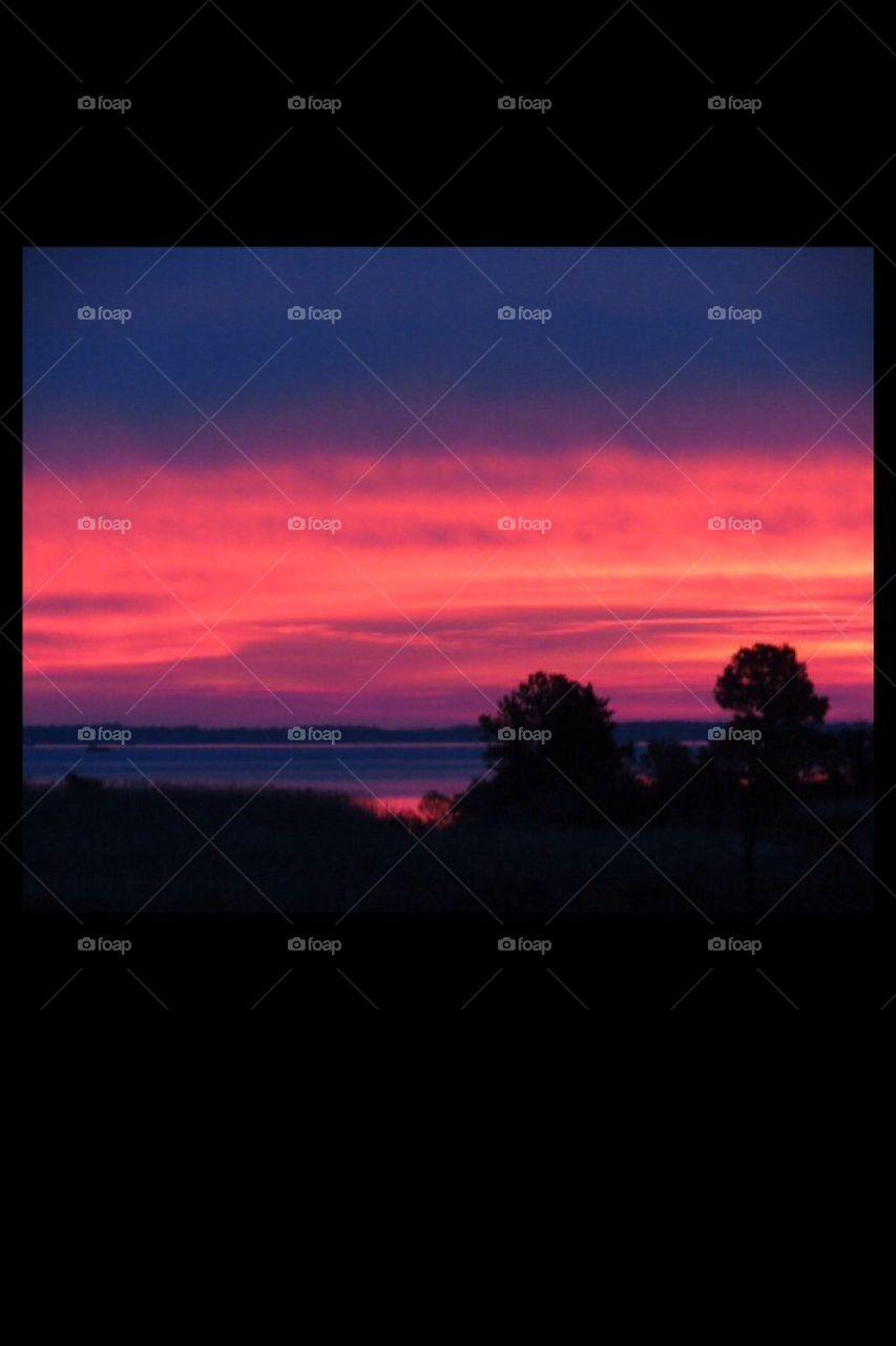Back Bay Sunrise