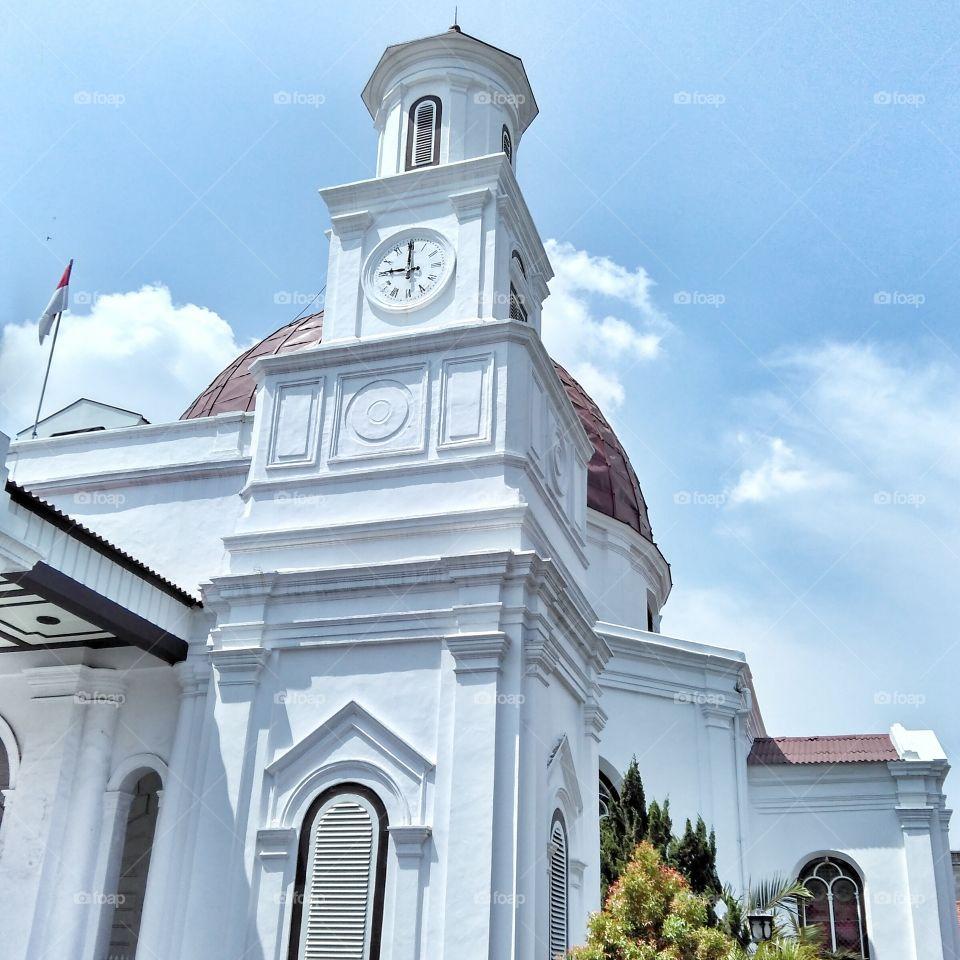 church in semarang