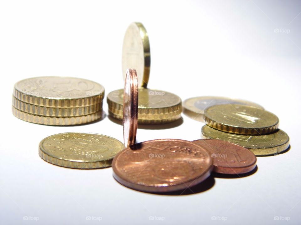 coin money collection
