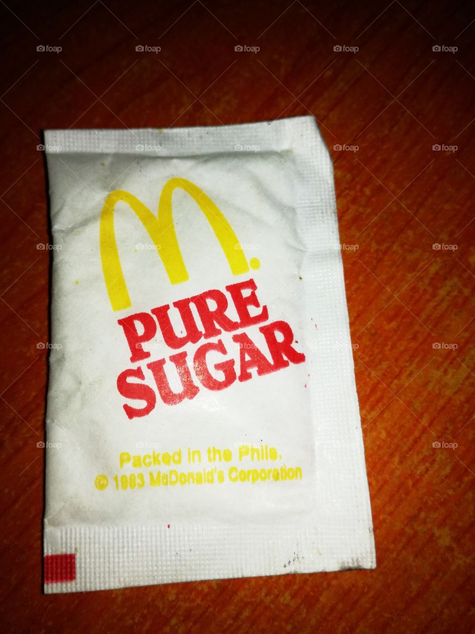 pure sugar from macdo, isn't it? 😅😂😅