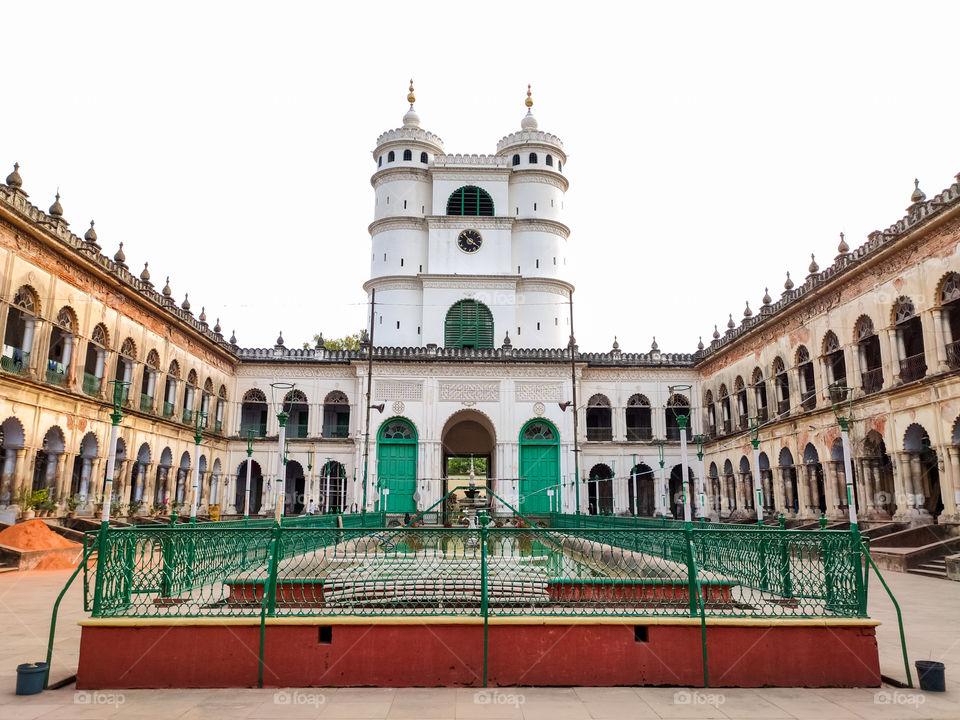 Beautiful historical architecture