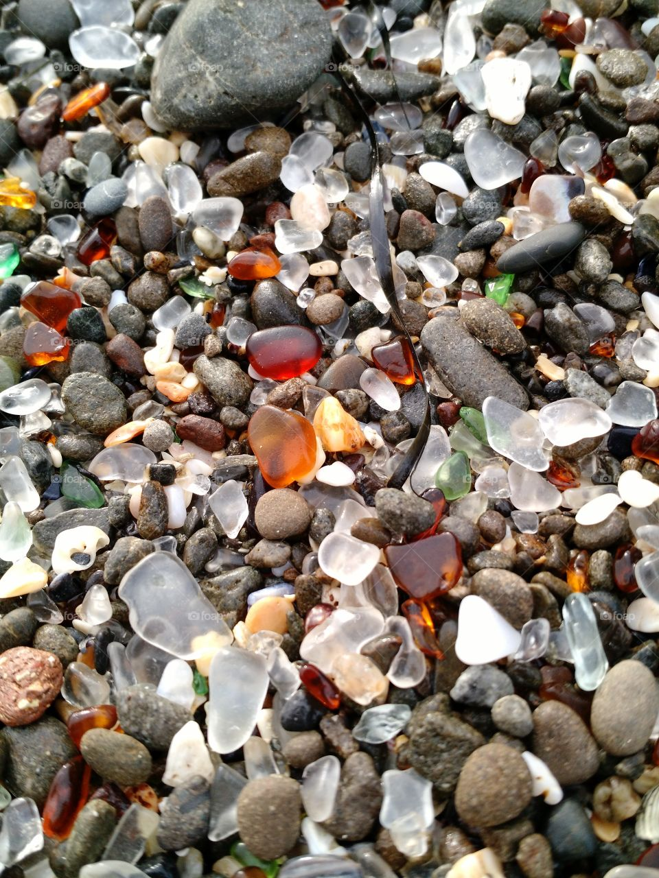 Glass Beach. California