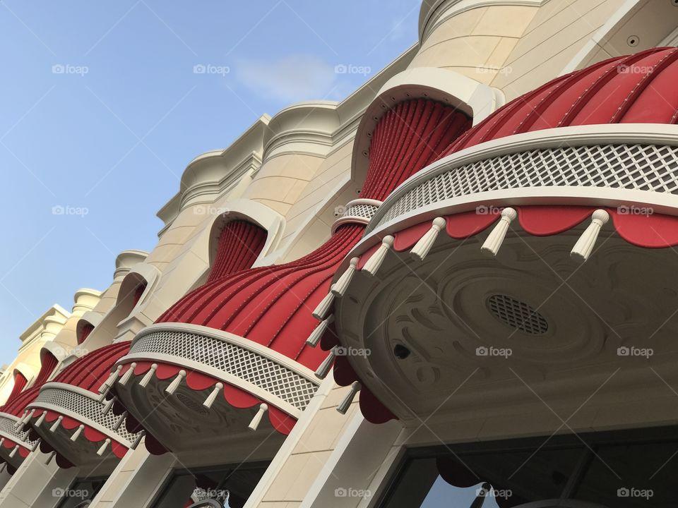 Beautiful Architecture in Las Vegas!