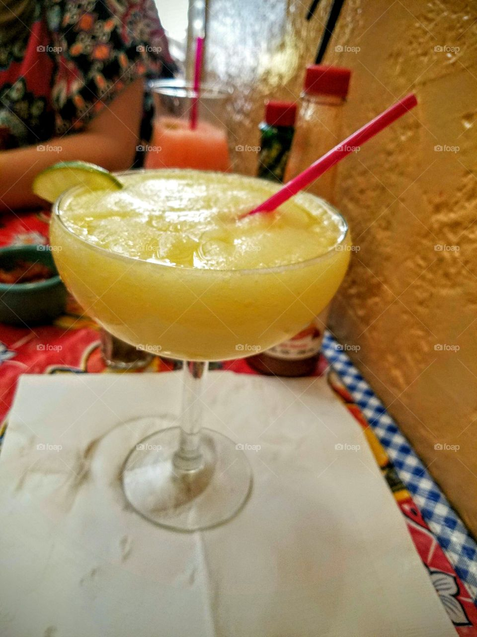 Summer Margarita