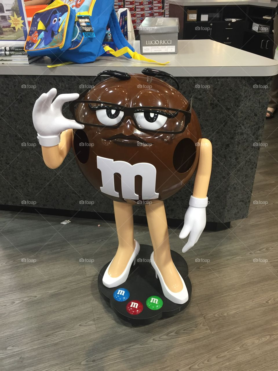 Mrs. Brown candy