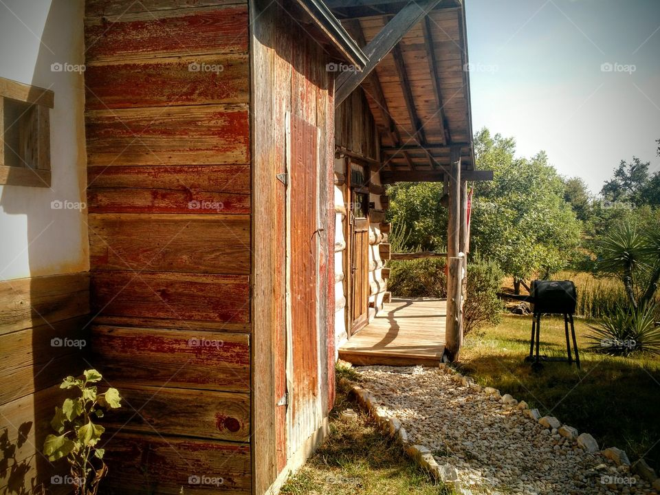 Cabin. Fredericksburg, TX
