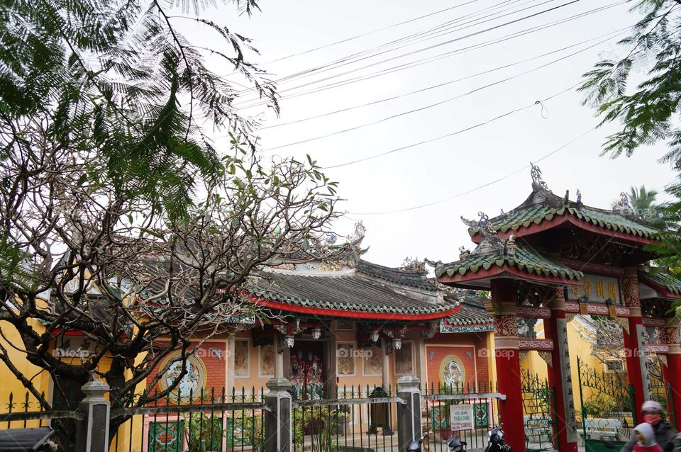 Temple, Travel, Traditional, Culture, Tourism